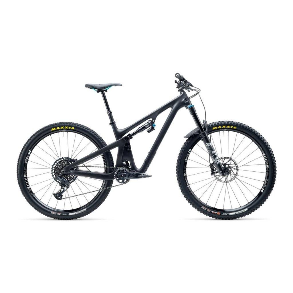 YETI CYCLES 2021 Yeti SB130 C-SERIES XL RAW/GY CLR FACTORY 21