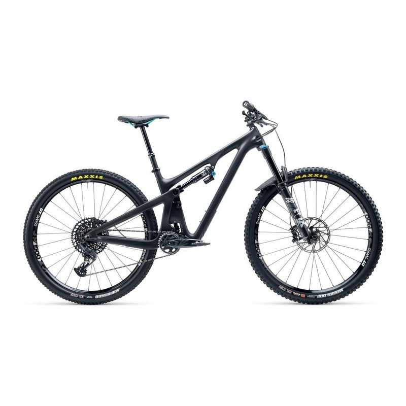 YETI CYCLES Yeti SB130 C-SERIES XL RAW/GY CLR FACTORY 21