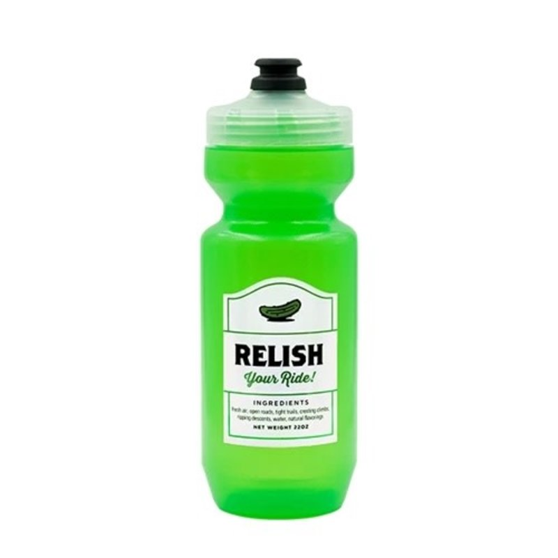 SPURCYCLE BOTTLE Spurcycle Green RELISH YOUR RIDE