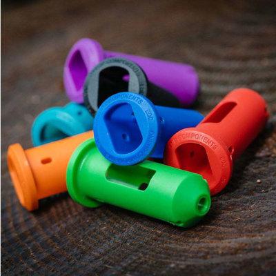 OneUp Components ONEUP EDC LITE PLASTICS KIT  Orange