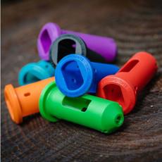 OneUp Components Copy of ONEUP EDC LITE PLASTICS KIT  Orange