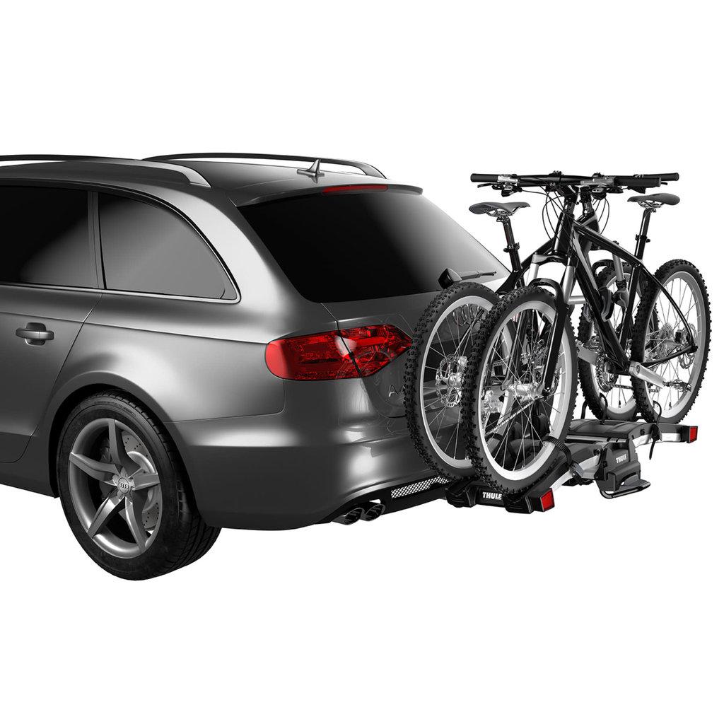 Thule CAR RACK THULE EasyFold XT Black/Silver