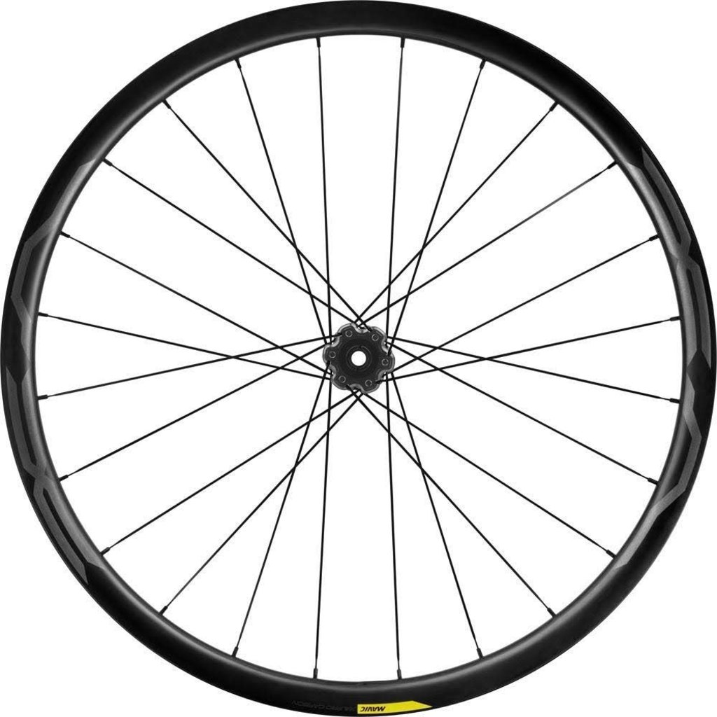 "WHEEL Mavic, XA Pro Carbon WTS, Wheel, Front, 29"", 24 spokes, 15x110mm TA,"