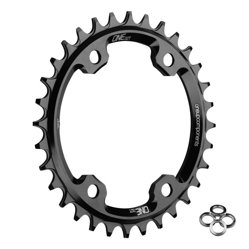 OneUp Components CHAINRING ONEUP 32t XT M8000 NW SHIM BOLT PATTERN