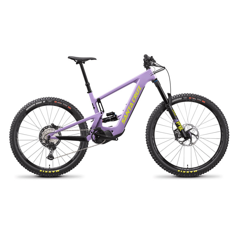 SANTA CRUZ  BICYCLES 2021 SANTA CRUZ Bullit 3 CC MX 21 MD LAV XT-KIT USA