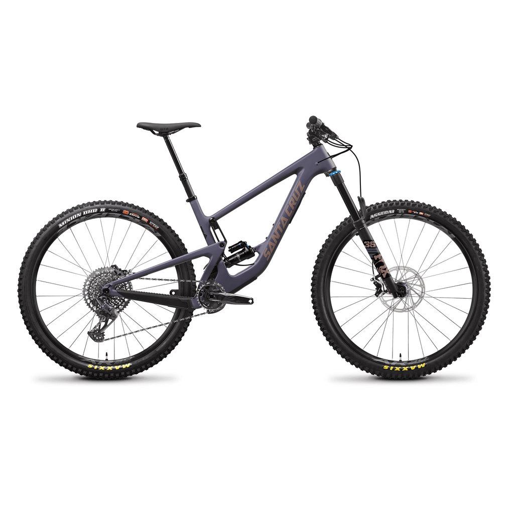 SANTA CRUZ  BICYCLES SANTA CRUZ BICYCLES 2022 MTWR 1 C 29 MD GRY S