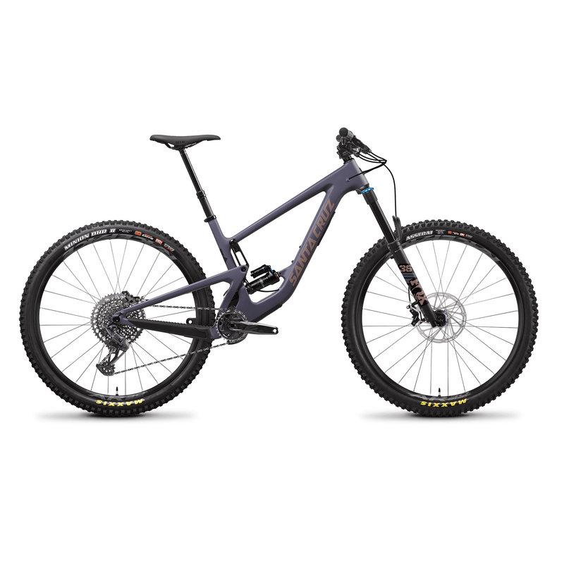 SANTA CRUZ  BICYCLES SANTA CRUZ BICYCLES 2022 MEGATOWER C 29 MD GRY S