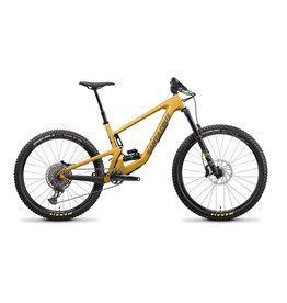 SANTA CRUZ  BICYCLES 2022 SANTA CRUZ BICYCLES BRONSON 4 C MX 22 SM STN GLD S