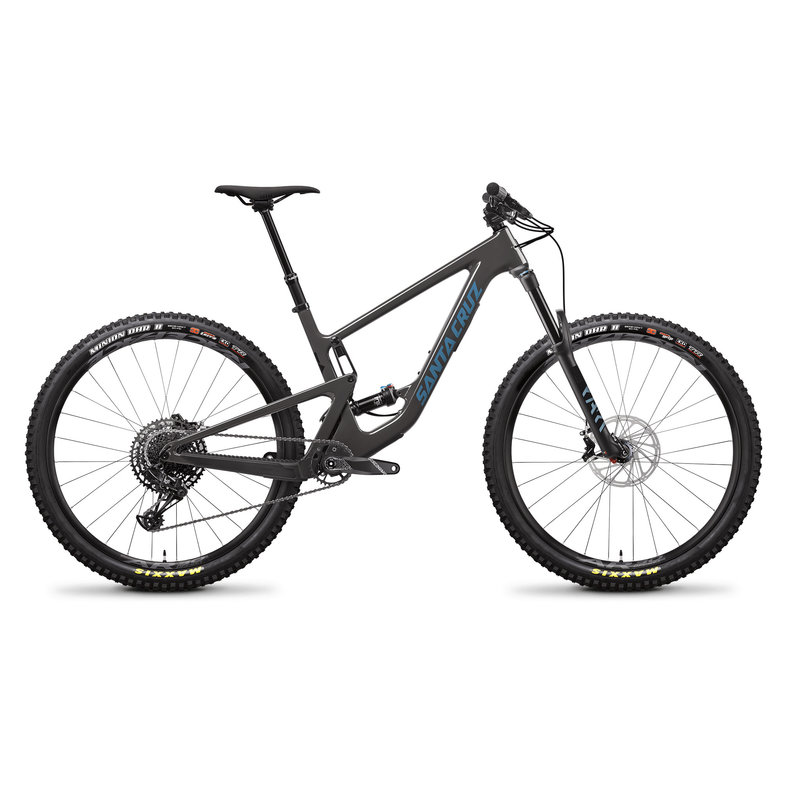 SANTA CRUZ  BICYCLES 2022 SANTA CRUZ BICYCLES HIGHTOWER  2 C 29 22 LG MELON R