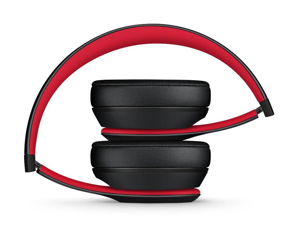 Apple Beats Solo 3 Wireless On-Ear Headphones-Defiant Black