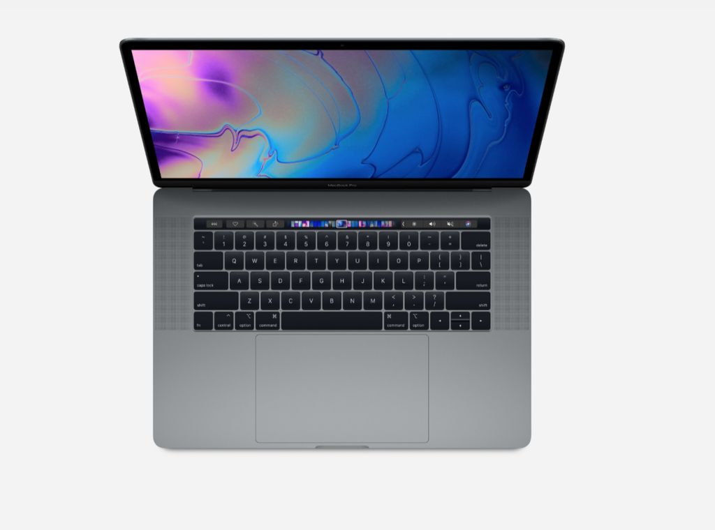 "Apple 2018 13"" Macbook Pro w/touch 256GB space gray"
