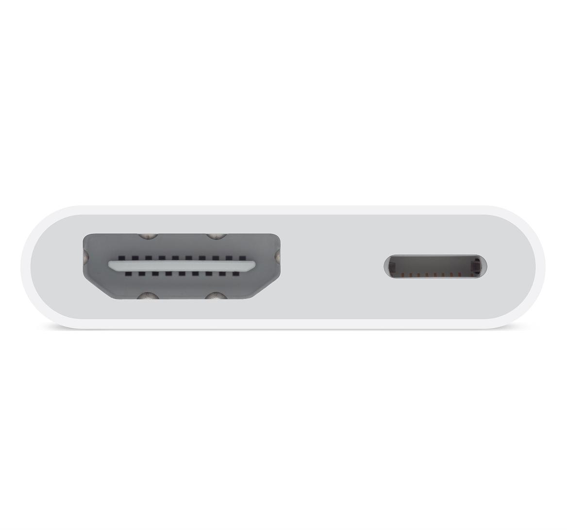 Apple Lightning to Digital AV Adapter