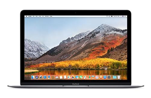"Apple 12"" Macbook - 8GB - 256GB - 2017 (Space Gray)"