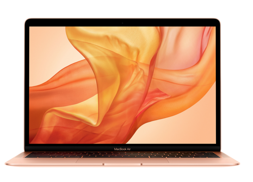 "Apple 13"" MacBook Air -  256GB - Gold - 2018"
