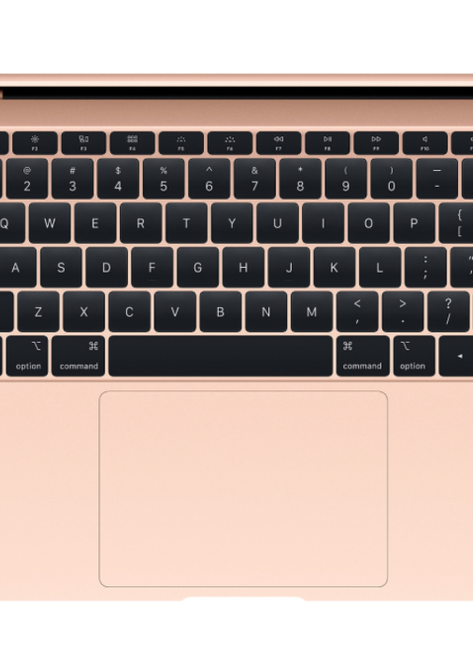 "13"" MacBook Air -  256GB - Gold - 2018"