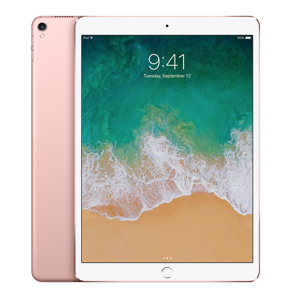 "Apple 10.5"" iPad Pro - WiFi - 512GB - Rose Gold"
