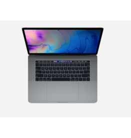 """Apple 15"""" Macbook Pro w/touch - 512GB - space gray"""