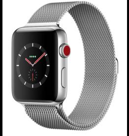 Apple Apple Watch Series 3 GPS/cell - 42mm - milanese loop