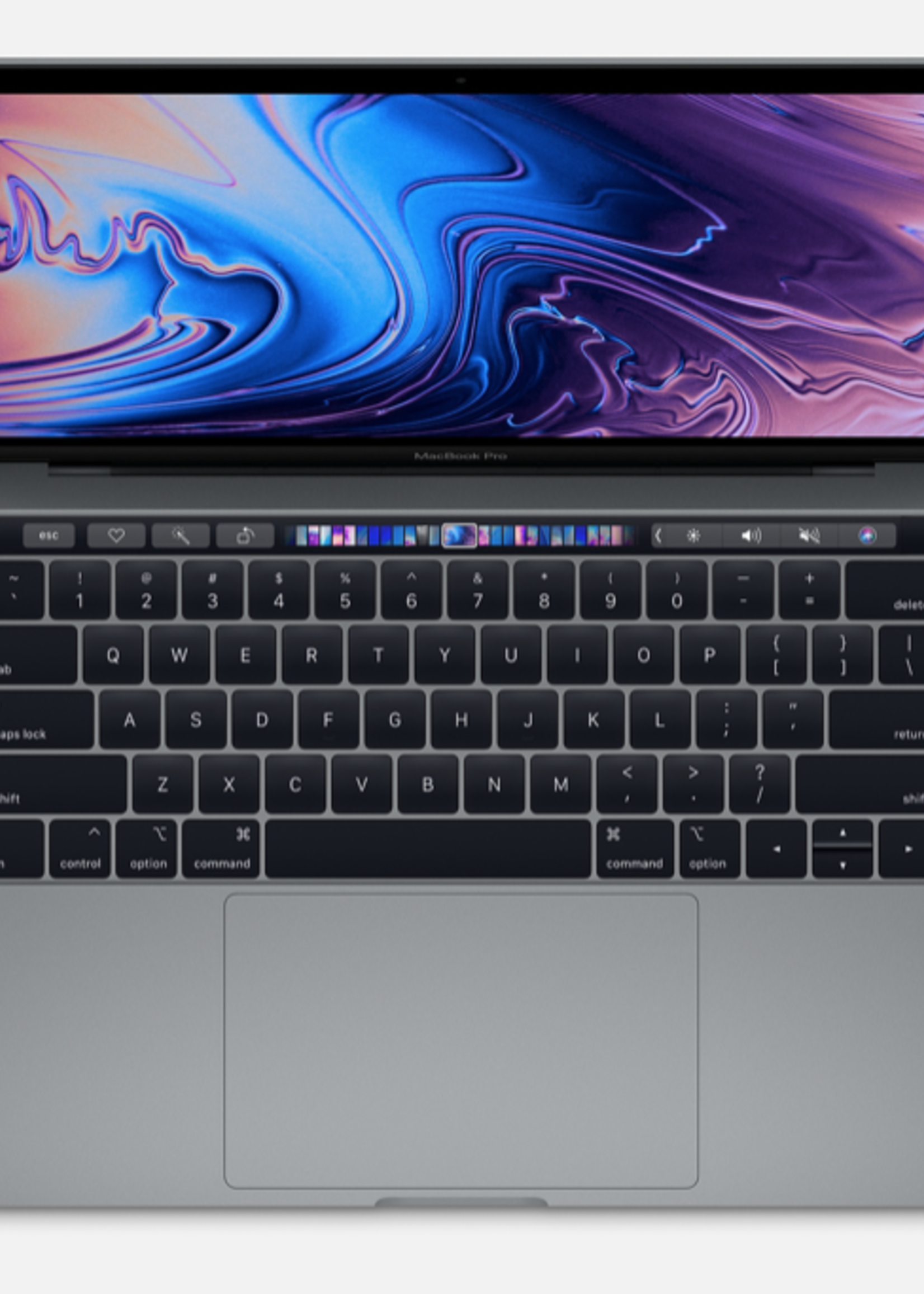 """13"""" MacBook Pro w/ touch bar - 512GB - space gray - 2.4GHz"""