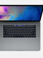 "15"" MacBook Pro w/ touch - 256GB - Space Gray"