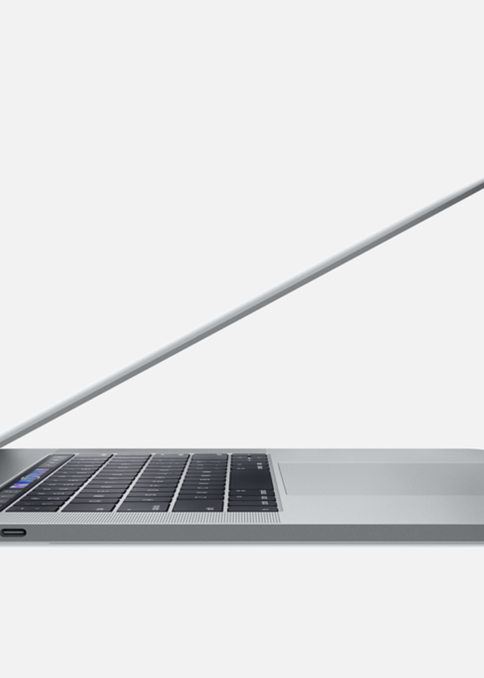 """15"""" MacBook Pro w/ touch - 256GB - Space Gray - 2019"""