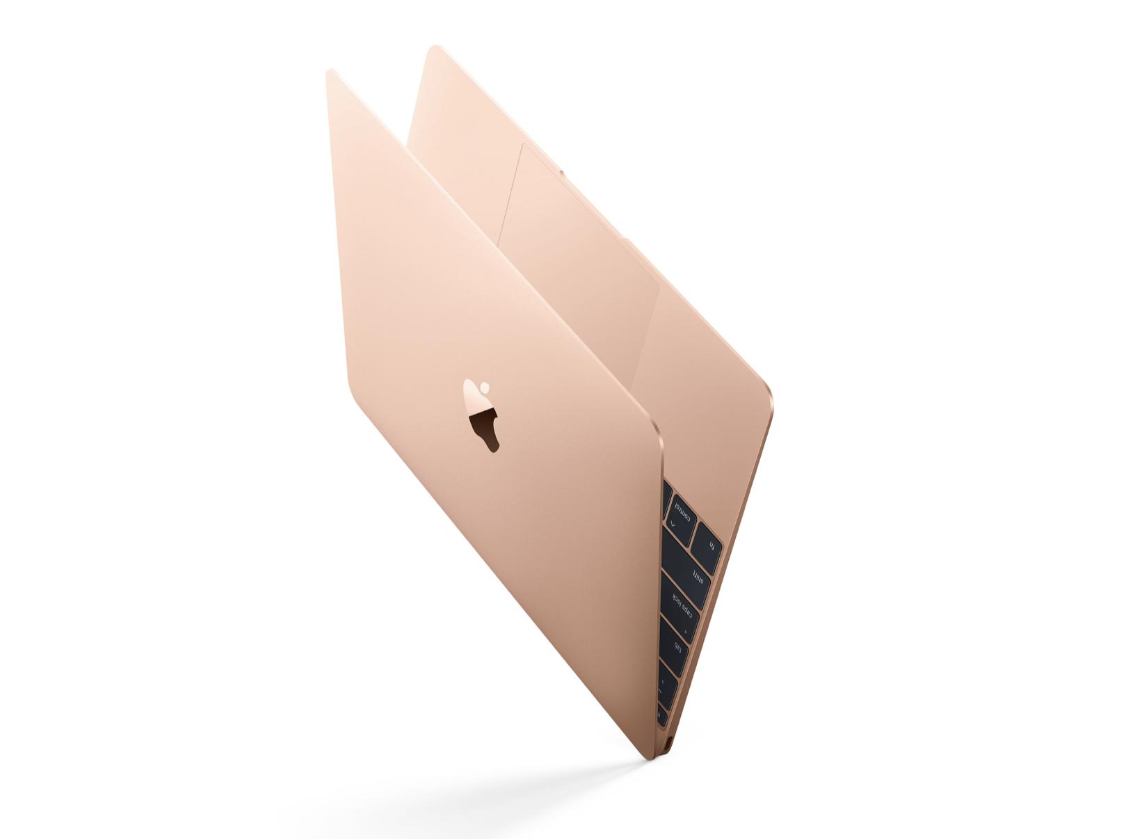 Apple 2018 Macbook - 256 GB - Gold