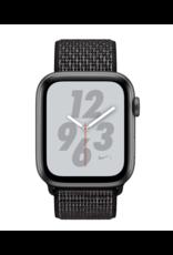 Apple Apple Watch Nike+ Series 4 GPS + Cellular, 40mm Space Gray Aluminum Case with Black Nike Sport Loop