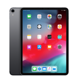 Apple 11' iPad Pro Wi-Fi+Cellular 512GB-Space Gray