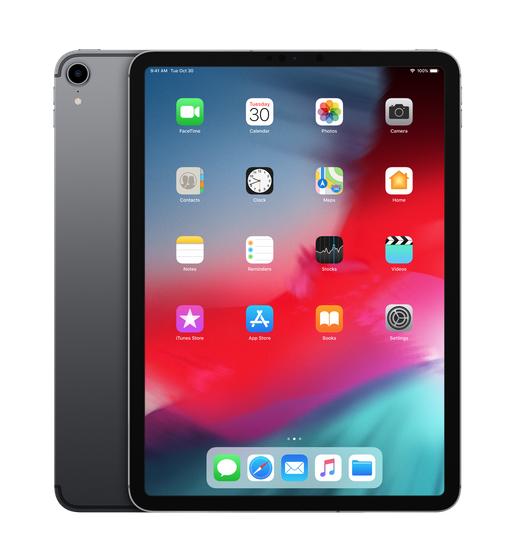 """Apple 11"""" iPad Pro Wi-Fi 256GB-Space Gray"""