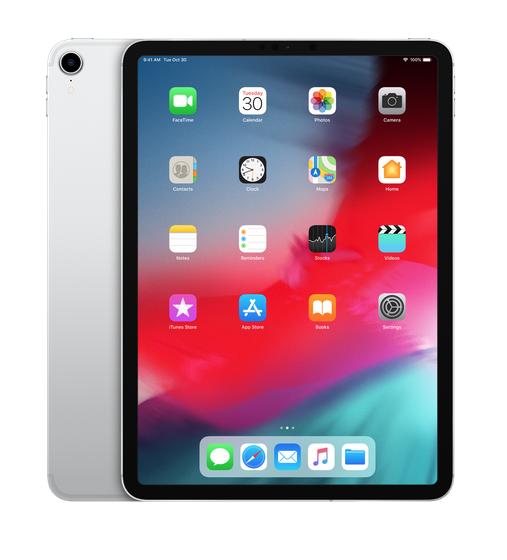 "Apple 11"" iPad Pro Wi-Fi+Cellular 64GB Silver"