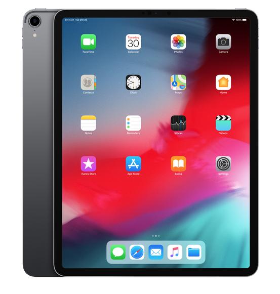 Apple 12.9 iPad Pro (3rd Generation) Wi-Fi 512GB-Space Gray