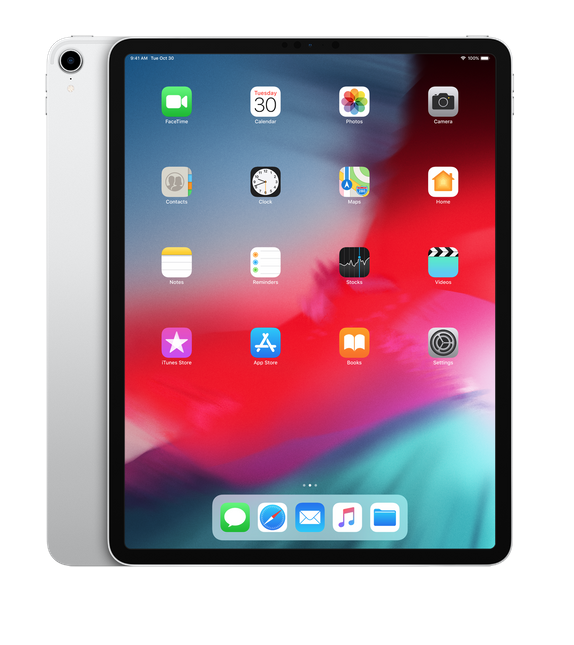 "Apple 12.9"" iPad Pro (3rd Generation) Wi-Fi 64GB-Silver"
