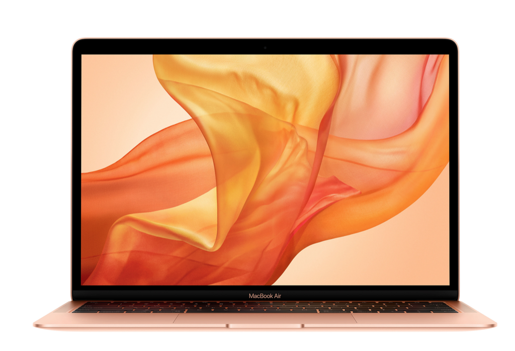 "Apple 13"" MacBook Air - 128GB - Gold"