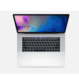 "Apple 15"" Macbook pro w/ touch - 512GB - silver"
