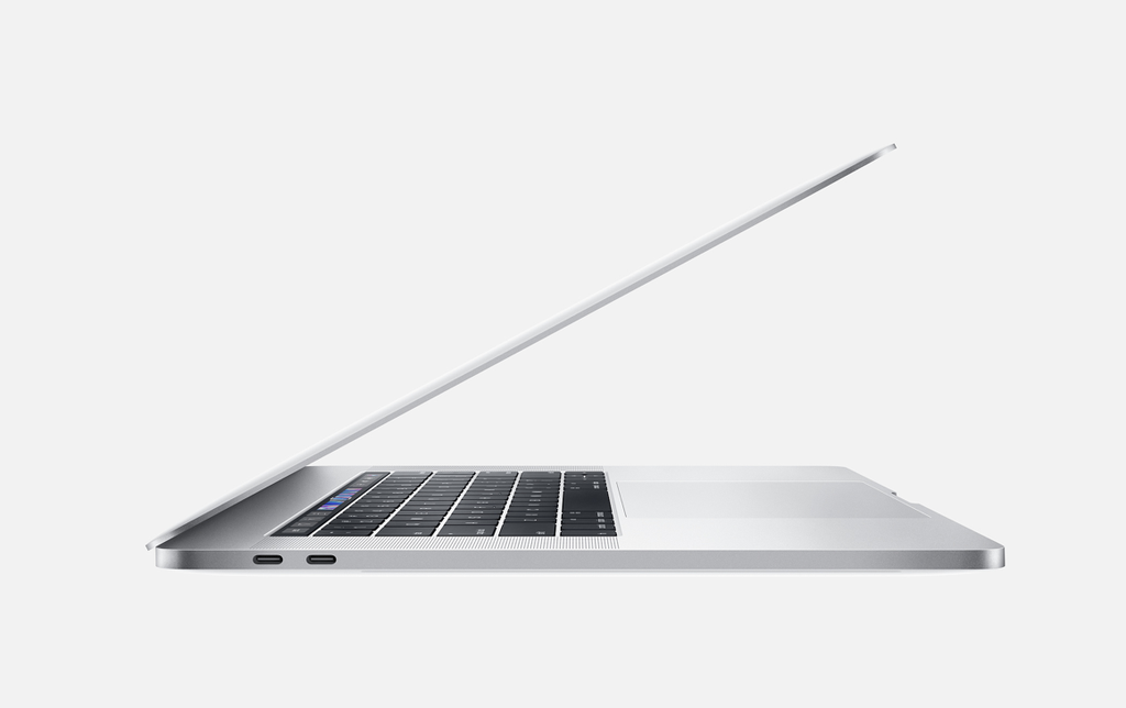 "Apple 15"" Macbook pro w/ touch - 512GB - silver"