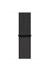 Apple 38mm/40mm Black Sport Loop