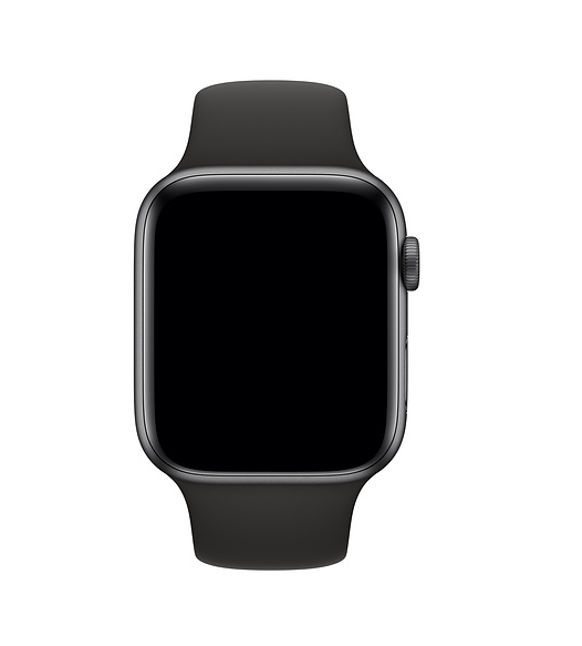 Apple 38mm/40mm Black Sports Band