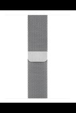 Apple 42mm/44mm Silver Milanese Loop