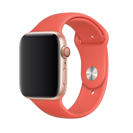 Apple 42mm/44mm Nectarine Sport Band
