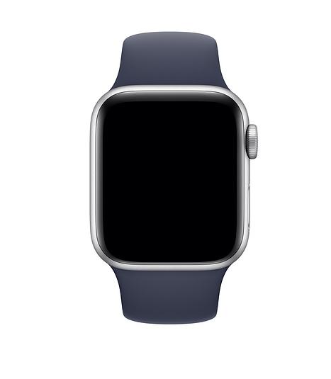Apple 42mm/44mm Midnight Blue Sportsband