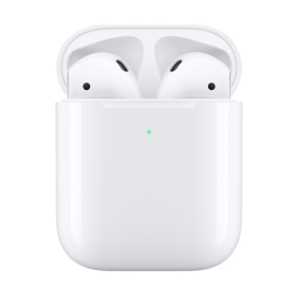 Apple Airpods w/ Wireless Charging Case