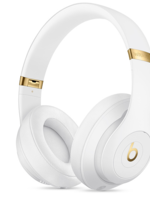 Beats Studio 3 Wireless Over-Ear Headphones - White