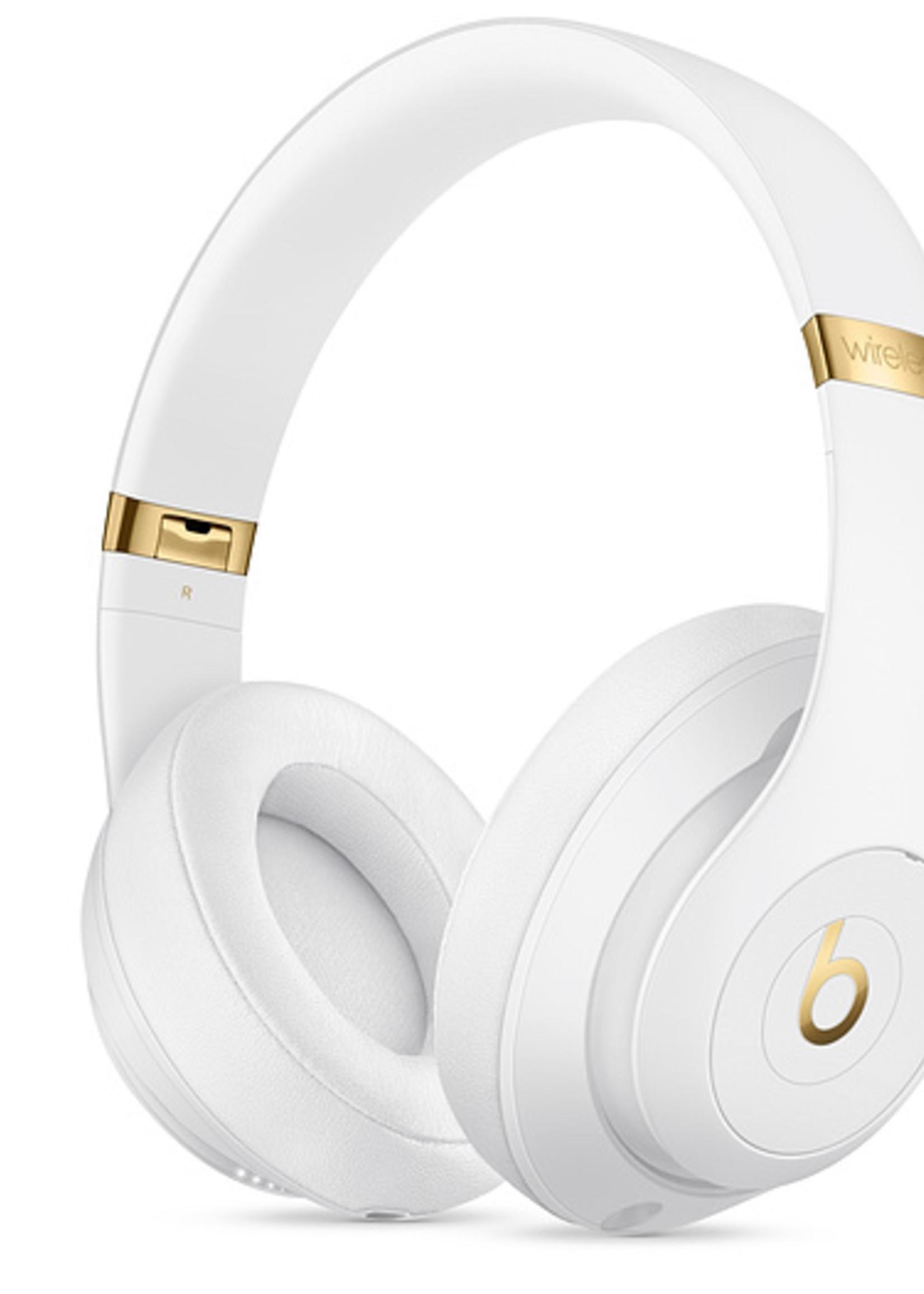 Beats Studio 3 Wireless Over-Ear Headphones - White