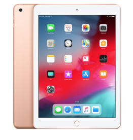 Apple iPad - Wi-Fi - 32GB - Gold
