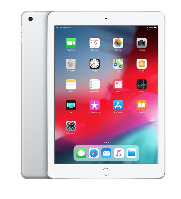 Apple iPad (6th Generation) - Wi-Fi - 128GB -Silver