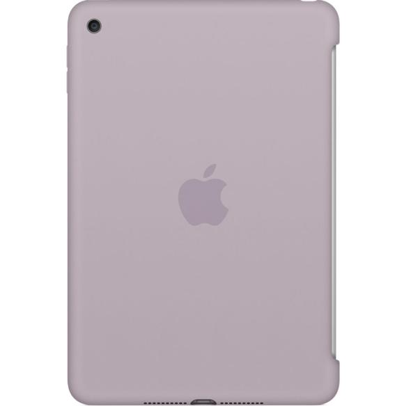 Apple iPad mini 4 silicone case lavender