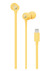 Apple urBeats Earphones w/Lightning Connector-Yellow