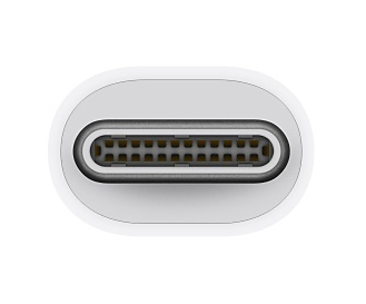 Apple Thunderbolt 3 (usb-c) to thunderbolt 2 adaptor