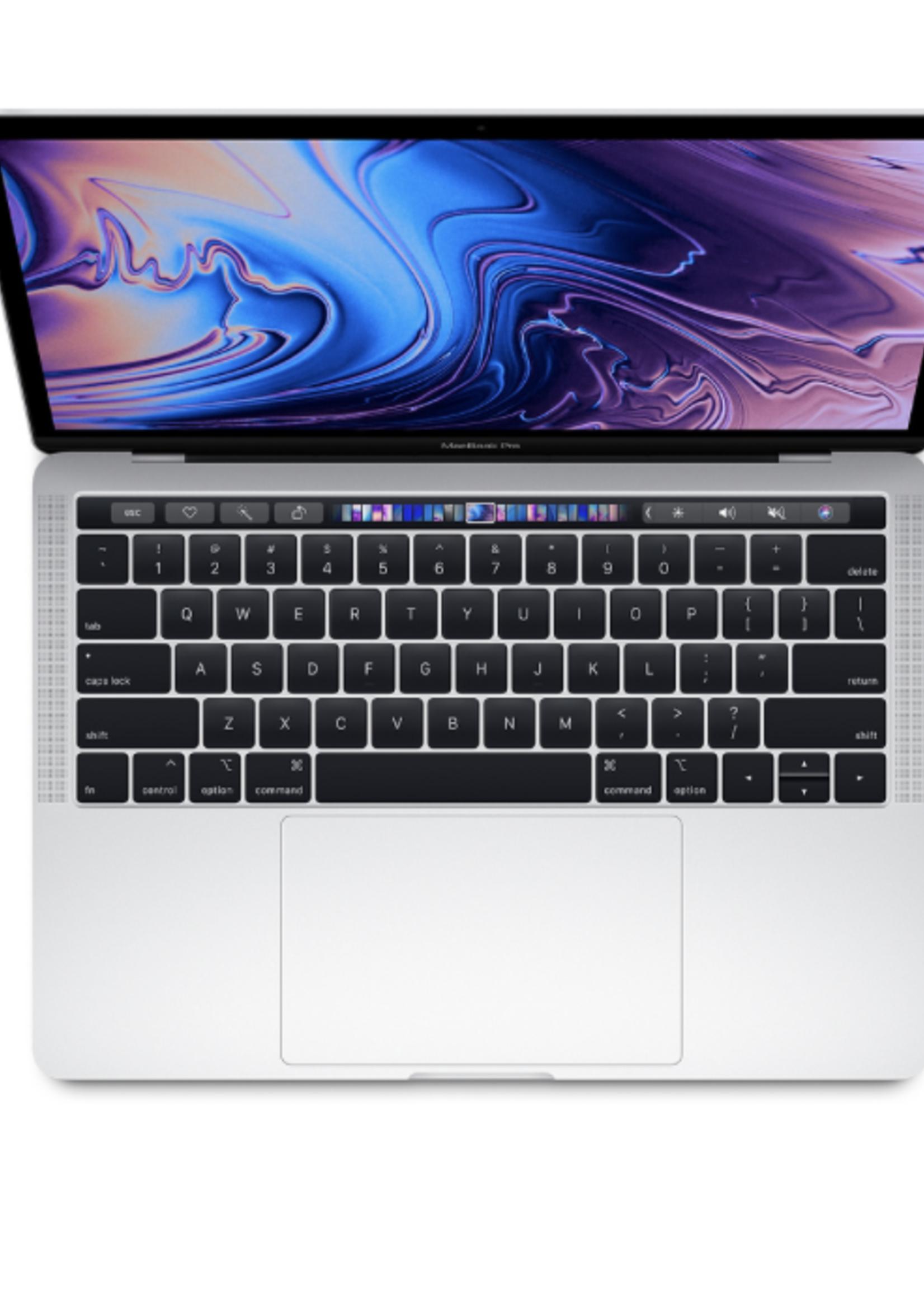 "13"" Macbook Pro w/ touch bar - 256GB - Silver"