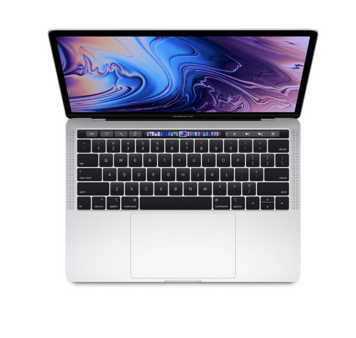 "Apple 13"" Macbook Pro w/ touch - 128GB - Silver"